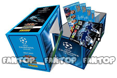 Limited   Plakat Adrenalyn Panini Champions League 2013 Fantop Pl