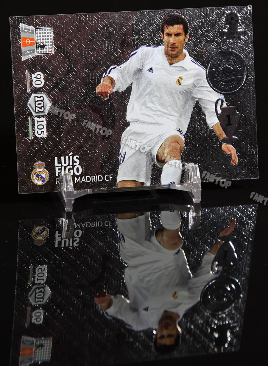Karty Limited Edition Champions League 2013 Real Madrid