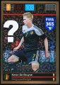 BRUYNE Kevin - PANINI FIFA 365   - LIMITED EDITION