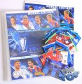 ALBUM + 80 kart CHAMPIONS LEAGUE 2014-2015 PANINI ADRENALYN XL  + Plansza do GRY