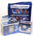 1 ZESTAW NA PREZENT - Starter Pack + GIFTBOX +BOX  50 saszetek Nordic Edition -  CHAMPIONS LEAGUE 2014-2015