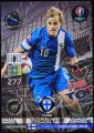 PUKKI Teemu - LIMITED EDITION - Road to Euro 2016