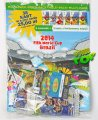 MULTI-PACK 6 saszetek + 2 LIMITED - Adrenalyn XL  Panini - FIFA BRASIL WORLD CUP 2014  Brazil