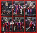 Bayern Munchen LIMITED EDITION Champions League 2015  - zestaw 6 kart