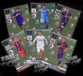 6 kart GOAL MACHINE - KOMPLET -  Champions League 2015 Panini Adrenalyn XL - NORDIC EDITION