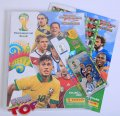 ALBUM + BLISTER 4 saszetki + 1 Limited Edition - Adrenalyn XL  Panini - FIFA BRASIL WORLD CUP 2014  Brazil