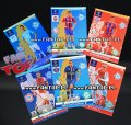 komplet 6 kart SCANDINAVIAN STAR - karty Champions League 2015 Panini Adrenalyn XL - NORDIC EDITION Scandinavian set