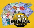 LIMITED EDITION cards -  PANINI ADRENALYN XL EKSTRAKLASA 2014-2015 - KARTY LIMITOWANE