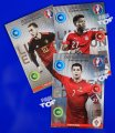 3 karty EURO 2016 -  Limited Edition - RONALDO ALABA HAZARD