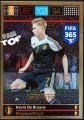 De BRUYNE Kevin - PANINI FIFA 365 Top Teams   - LIMITED EDITION