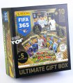ULTIMATE GIFT BOX - FIFA 365 Panini - Album + 10 kart XXL +