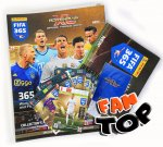 ALBUM + 40 kart - FIFA 365  Panini Adrenalyn XL
