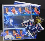 ALBUM + 3 saszetki NORDIC EDITION  Champions League 2015 + 1 Limited