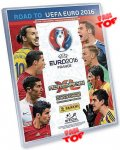 ALBUM   ROAD TO EURO 2016   + 40 kart + 3 karty Limited - wybór