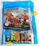 STARTER PACK Album + saszetki + 3 limited :  Messi + Van Persie + XXL MESSI ! - NORDIC EDITION Champions League 2013-2014 Adrenalyn XL