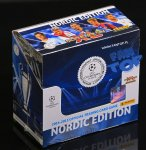BOX - 50 saszetek Nordic Edition -  CHAMPIONS LEAGUE 2014-2015  - NORDIC EDITION