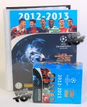 ALBUM + BOX 50 saszetek -  UPDATE Champions League 2013