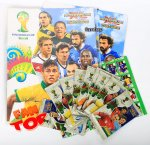 1 ALBUM + 10 saszetek  - FIFA BRASIL WORLD CUP 2014   Adrenalyn XL Brazil   - PROMOCJA
