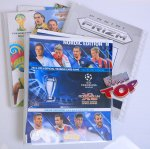 3 ALBUMY PROMOCJA - PRIZM + CHAMPIONS LEAGUE 2015 +  FIFA BRASIL WORLD CUP   Adrenalyn XL - PROMOCJA !!!
