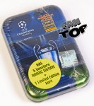 mini PUSZKA + DIEGO COSTA Limited + 5 sasetek Nordic Edition   CHAMPIONS LEAGUE 2014-2015  Panini ADRENALYN XL - zafoliowana