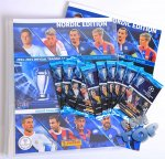 ALBUM + 10 SASZETEK z kartami  CHAMPIONS LEAGUE 2014-2015  Panini ADRENALYN XL + 1 karta limited edition -wybór