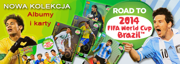 RONALDO Limited Adrenalyn FIFA ROAD To 2014 BRAZIL
