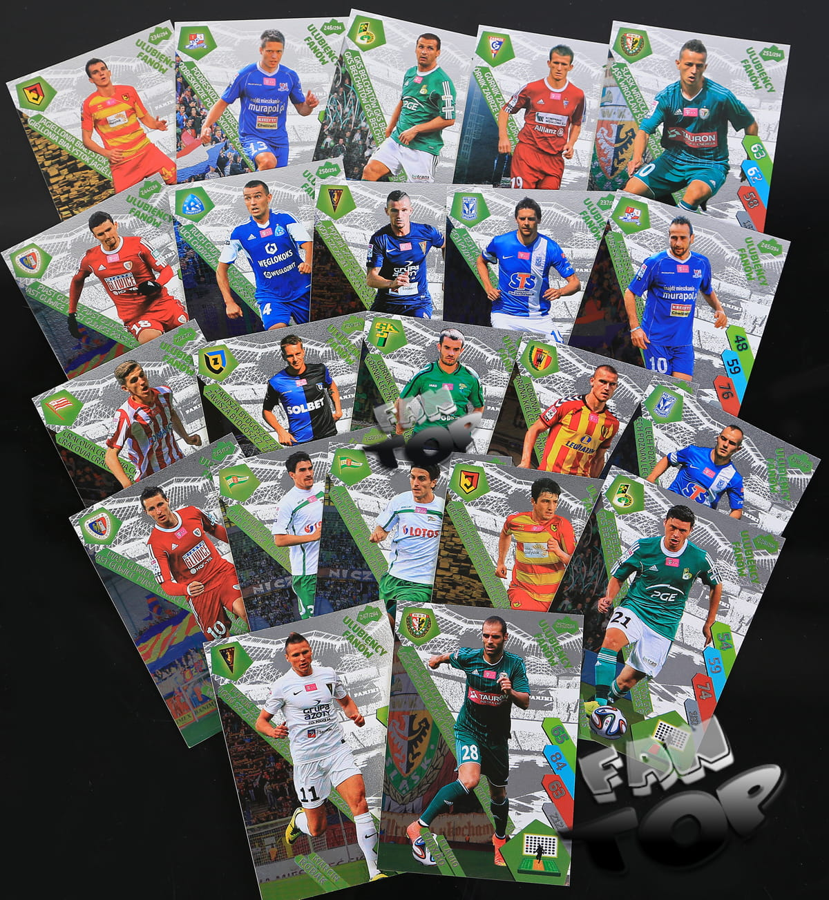 kolekcja panini adrenalyn xl champions league 2013 2014 nordic edition