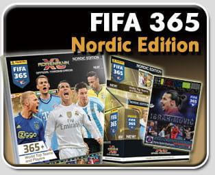 FIFA 365 panini nordic edition