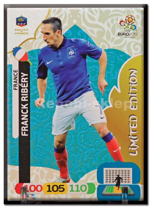 Limited Edition EURO 2012 Adrenalyn XL Wybierz Kart