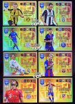 9 x  LIMITED EDITION Premium Messi Blonde - FIFA 365 2017