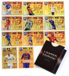 11 x  LIMITED EDITION  - FIFA 365 2017  + RAMKA
