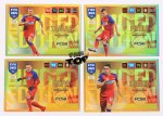 4 karty STEAUA BUCURESTI  LIMITED EDITION - FIFA 365 2017   + RAMKA gratis