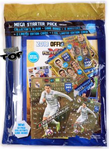 Starter Pack 2 x RONALDO  XXL Limited - FIFA 365 2018 - NORDIC EDITION