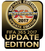 66 kart komplet TEAM MATE UPDATE Fifa 365 2017