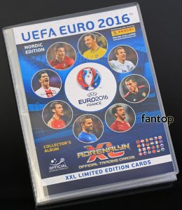 ALBUM na duże karty XXL Limited Edition -  EURO 2016