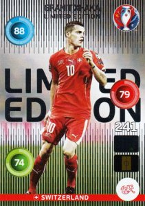 XHAKA Granit Limited Edition - CLASSIC - EURO 2016