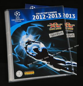 Album  Champions League 2012-13 Panini