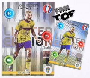 EURO 2016 -   2 x John GUIDETTI  regular + XXL