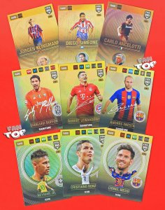 RARE - icon signature legend - FIFA 365 2017
