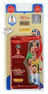 BLISTER  5 + 1  Limited WORLD CUP Russia 2018