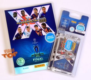 ALBUM + BLISTER Champions League UPDATE 2015