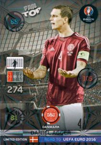 AGGER -   LIMITED EDITION Road to Euro 2016
