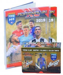 FIFA 2019 ALBUM + GIFT BOX 10 + 2 Limited
