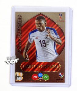 Alberto QUINTERO Limited Edition  -  WORLD CUP Russia 2018