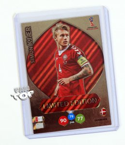 Simon KJAER Limited Edition  -  WORLD CUP Russia 2018