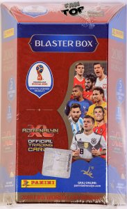 BLASTER BOX 7 + 5 Limited  - WORLD CUP Russia 2018