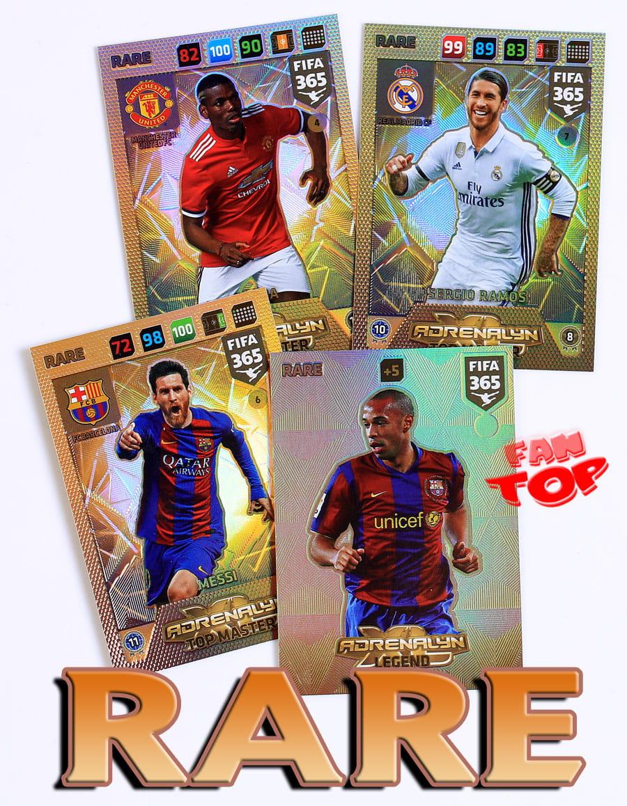 Messi Fifa 14 Card 10. RARE cards Top Mas...